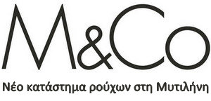 M&CO νέο κατάστημα ρούχων στη Μυτιλήνη. M and Co.